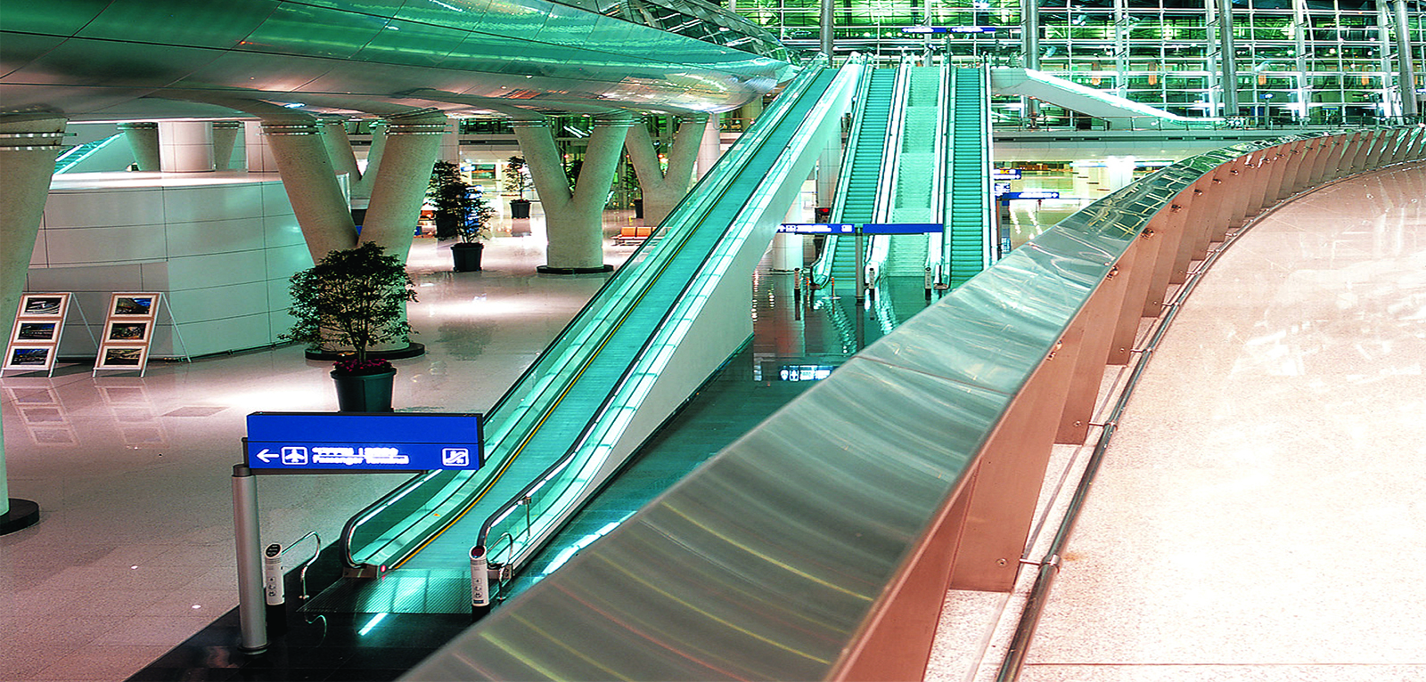 Escalators/Conveyors